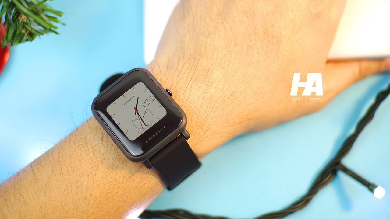 Xiaomi Huami Amazfit Bip Review Pace Lite Youth