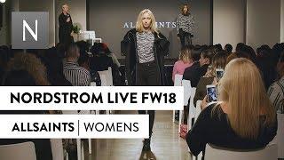 AllSaints Women's | Nordstrom Live Fall 2018