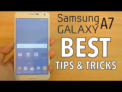 Samsung Galaxy A7 - Best Tips & Tricks HD