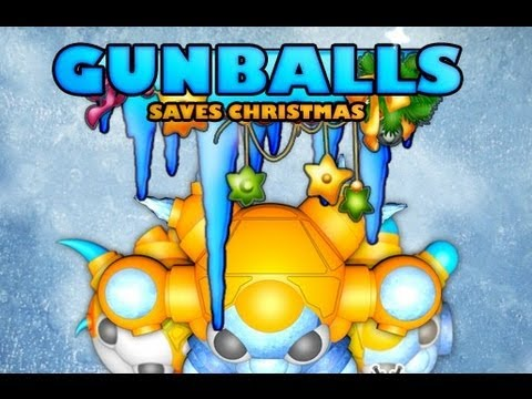 Gunballs Saves Christmas Walkthrough