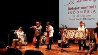 #100 Kenangan Sitor Situmorang - Kolaborasi Musik Batak - Stafaband