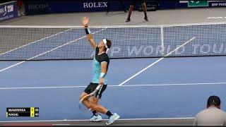 Rafael Nadal vs Stan Wawrinka - PARIS 2015 Highlights HD