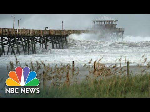 FEMA Administrator: Florence Forecasts Indicate 'Feet Of Rain, Not Inches' | NBC News