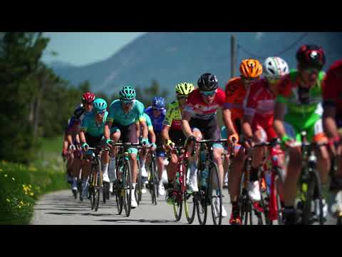 Tour of the Alps Day 5 - a rainbow finish to a shiny race