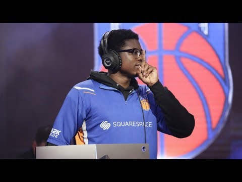 NBA 2K League: Knicks Gaming Rally Back to Beat Cavs Legion, Advance to NBA 2K League Championship