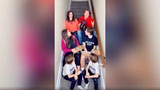 Sharpe Family Singers - TikTok Compilation (Pop Songs)