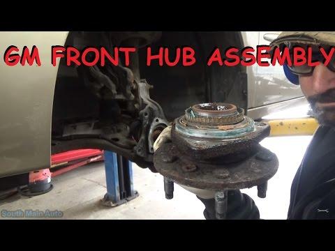GM - Front Wheel Bearing / Hub Assembly