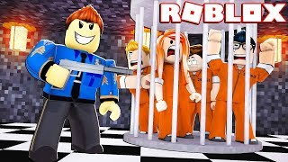PUTTING 1000 PEOPLE IN PRISON IN ROBLOX! ( PRISON TAG )