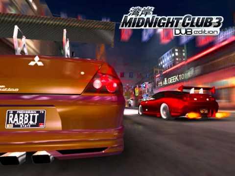 Midnight Club 3 DUB Edition Soundtrack- Thru Your Eyes