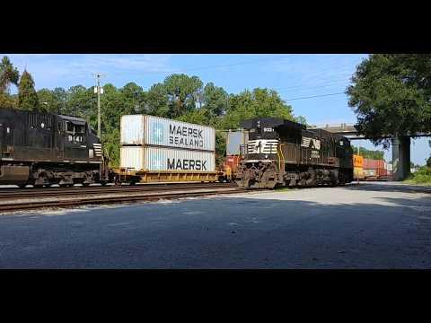 Norfolk Southern's Charleston Freight Yard, Intermodal Freight