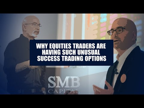 Why Equities Traders Are Having Such Unusual Success Trading Options
