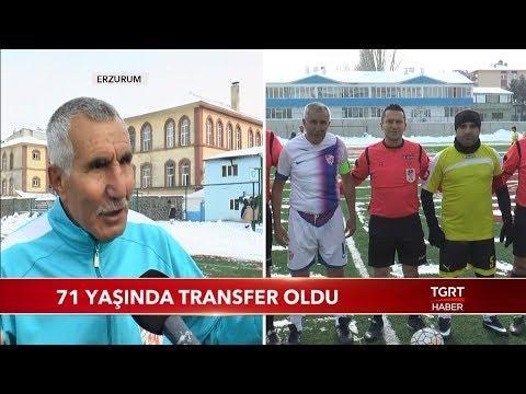 71 Yaşında Transfer Oldu