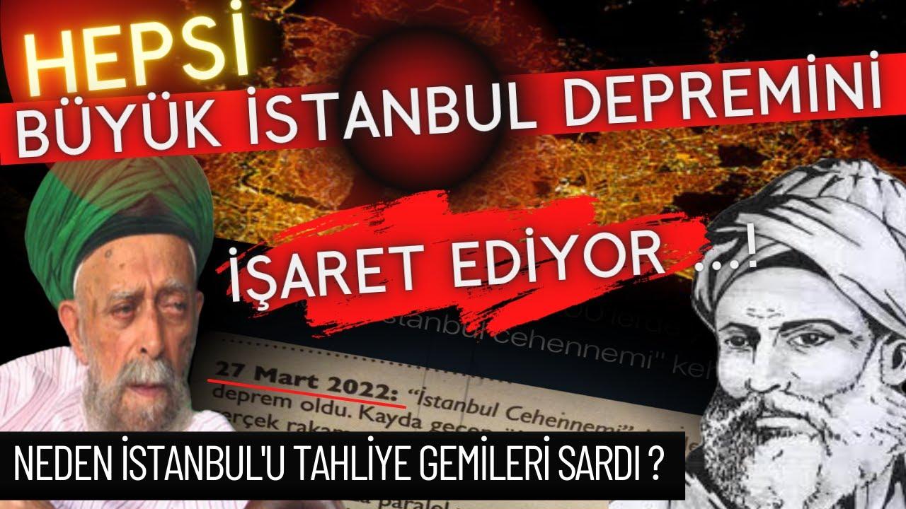 Download KORKUTAN GERÇEK!!! BÜYÜK İSTANBUL DEPREMİ NE ZAMAN? / NEDEN TAHLİYE GEMİLERİ HAZIRLANDI?