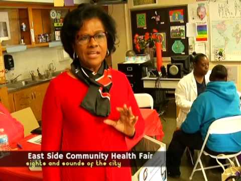 Sights & Sounds • Community Health Fair - East Side Charter School