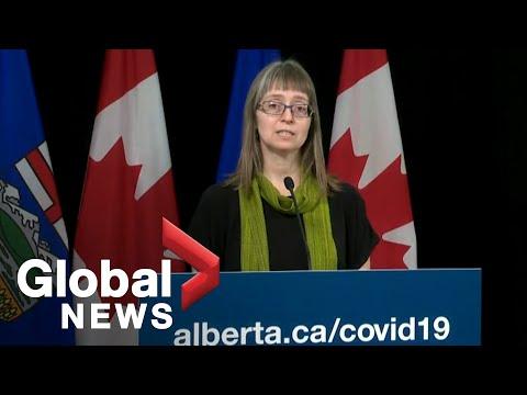 Coronavirus outbreak: Alberta sees 2 more COVID-19 deaths; 162 new cases   FULL