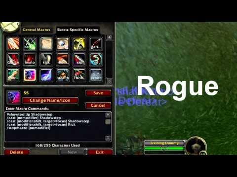 World of warcraft macros using Autohotkey part 2 | FunnyCat TV