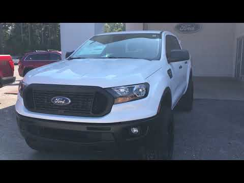 2019 ford ranger  Start up and review