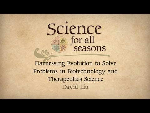 Harnessing Evolution to Solve Problems in Biotechnology and Therapeutics Science