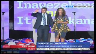 Baixar - Alfred Mutua Gives Maiden Speech And Launches His Party Maendeleo Chap Chap Grátis