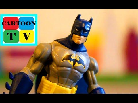 Batman vs Joker Cartoon Full Episodes Robin Hulk Ninja Turtles McQueen