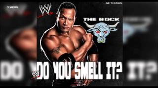 "WWE: ""Do You Smell It?"" (The Rock) [V2] Theme Song + AE (Arena Effect)"