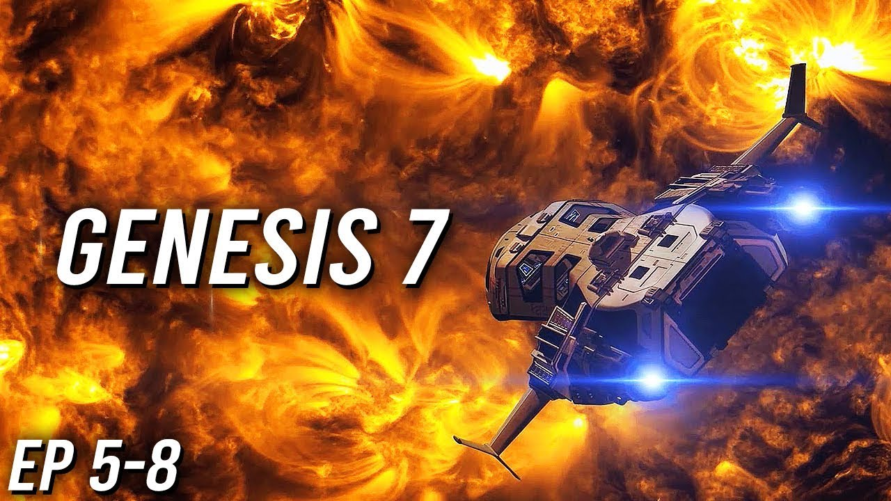 Genesis 7   Episode 5-8   Science-Fiction   English   Family Movie   HD