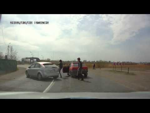RoadRage.Ru : Омск - беспредел на дороге