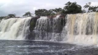 Cachoeira Grande, na Serra do Cipó!