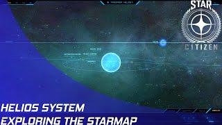 Star Citizen: Starmap - Helios System