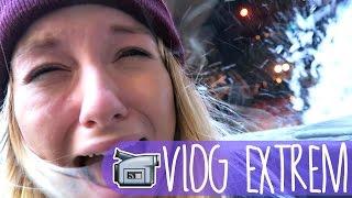 Extrem Vlog auf der Achterbahn! (Mit Melina, Kaio und Co.) [VLOG 37]