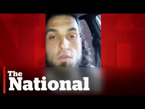 Ottawa Shooter's Chilling Video