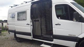 Goetz Sprinter Camper Van.