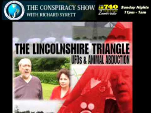 The Conspiracy Show - Zoomer Radio, 23rd September 2012.