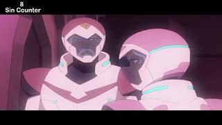 E.W.W. Voltron Legendary Defender Seaosn 8 Episode 10