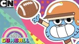 The Amazing World of Gumball | Go Long Playthrough | Cartoon Network