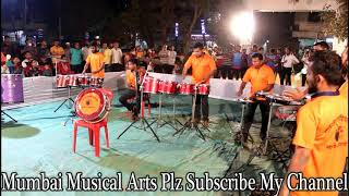 Ekata Musical Group | ekvira aai tuzi bharin oti | Banjo Party Compition 2019 |