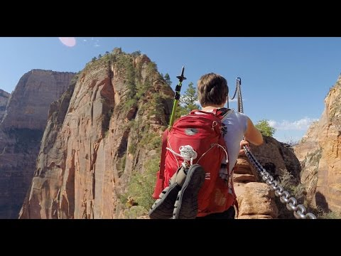 Angels Landing - Zion National Park 2.7K