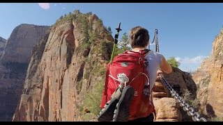 Angels Landing - Zion National Park 2.7K