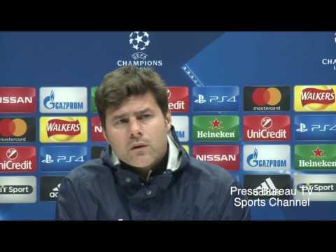 Mauricio Pochettino pre Tottenham vs bayer leverkusen
