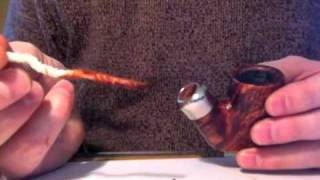 How to Clean a Tobacco Pipe