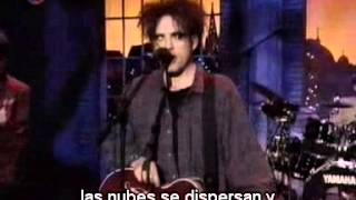 THE CURE mint car LIVE IN TV subtitulada
