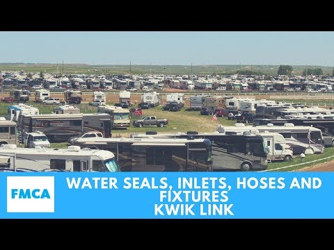 kwik Link RV Water Hoses, Connectors, Inlets and Fittings