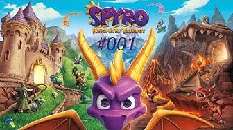 Spyro: Reignited Trilogy #001 - Ein kleiner, lila Drache