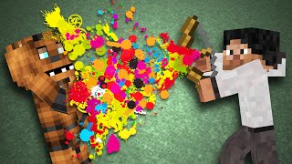 КРАСОЧНАЯ СТРЕЛЬБА - Minecraft (Обзор Мода)