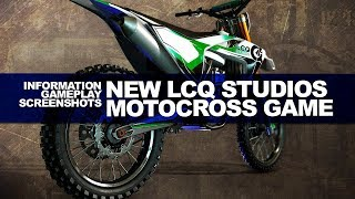 LCQ Studios Motocross Game In Development! - MX vs ATV Reflex Gameplay!