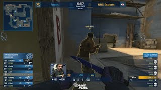JW KNIFES TARIK!! - Fnatic vs NRG - IEM Sydney 2019 - CS:GO