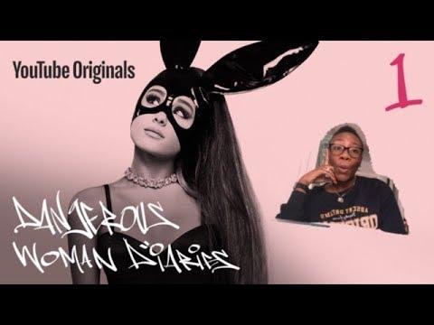 DANGEROUS WOMAN DIARIES REACTION EP 1 | J