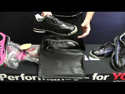 BowlersMart Presents Chris Barnes 3G Tour Ultra Bowling Shoes Unboxing