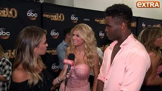 'DWTS' Week 3: Charlotte McKinney Responds to Bruno Tonioli's 'Uncalled For' Slam