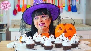 halloween cake tutorial